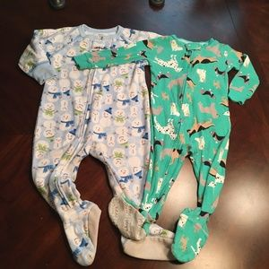 Other - 12 month boy pajamas